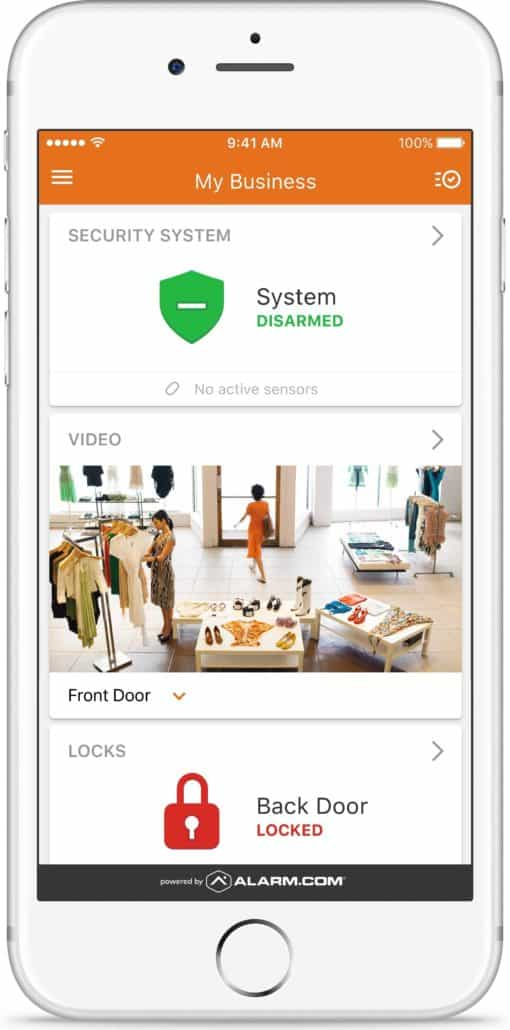 Commercial Burglar Alarm Systems