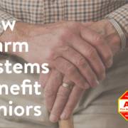 How Alarm Systems Benefit Seniors