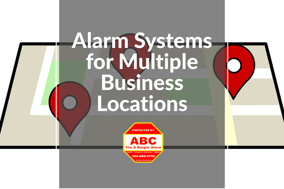 business alarm system